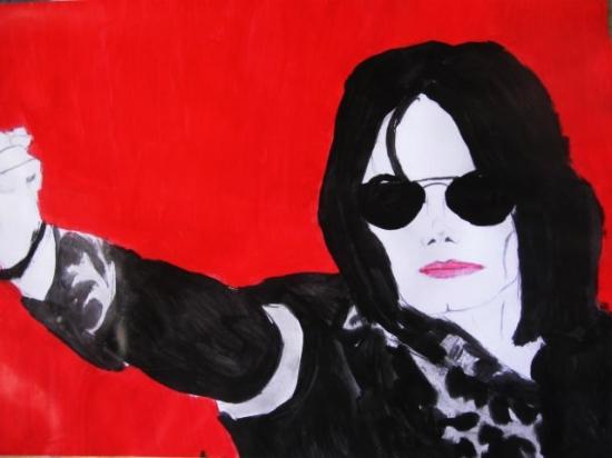 Michael Jackson par After-Death